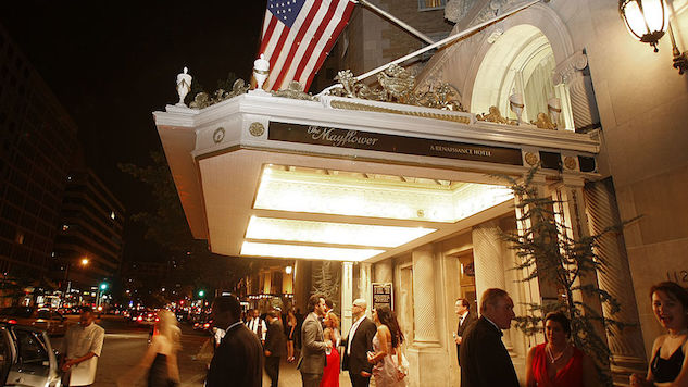 Trump Inaugural Ball Saw Huge Influx of Cash, Which Then Seemingly Disappeared
