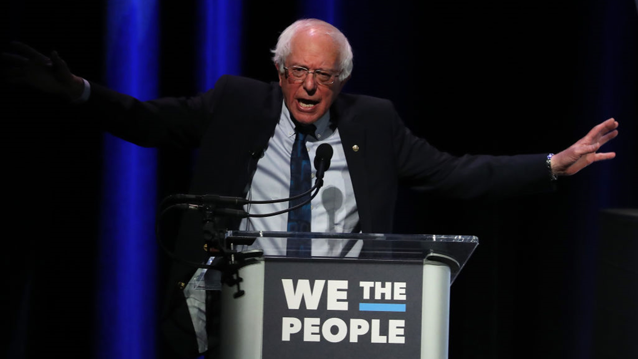 Bernie Is Igniting a Long Overdue Fight in the Democratic Party