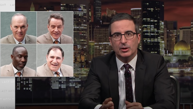 John Oliver Returns to the Opioid Crisis on <i>Last Week Tonight</i>