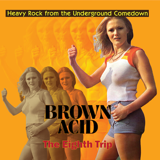 RidingEasy Records Shares Latest Edition Of <i>Brown Acid</i> Series