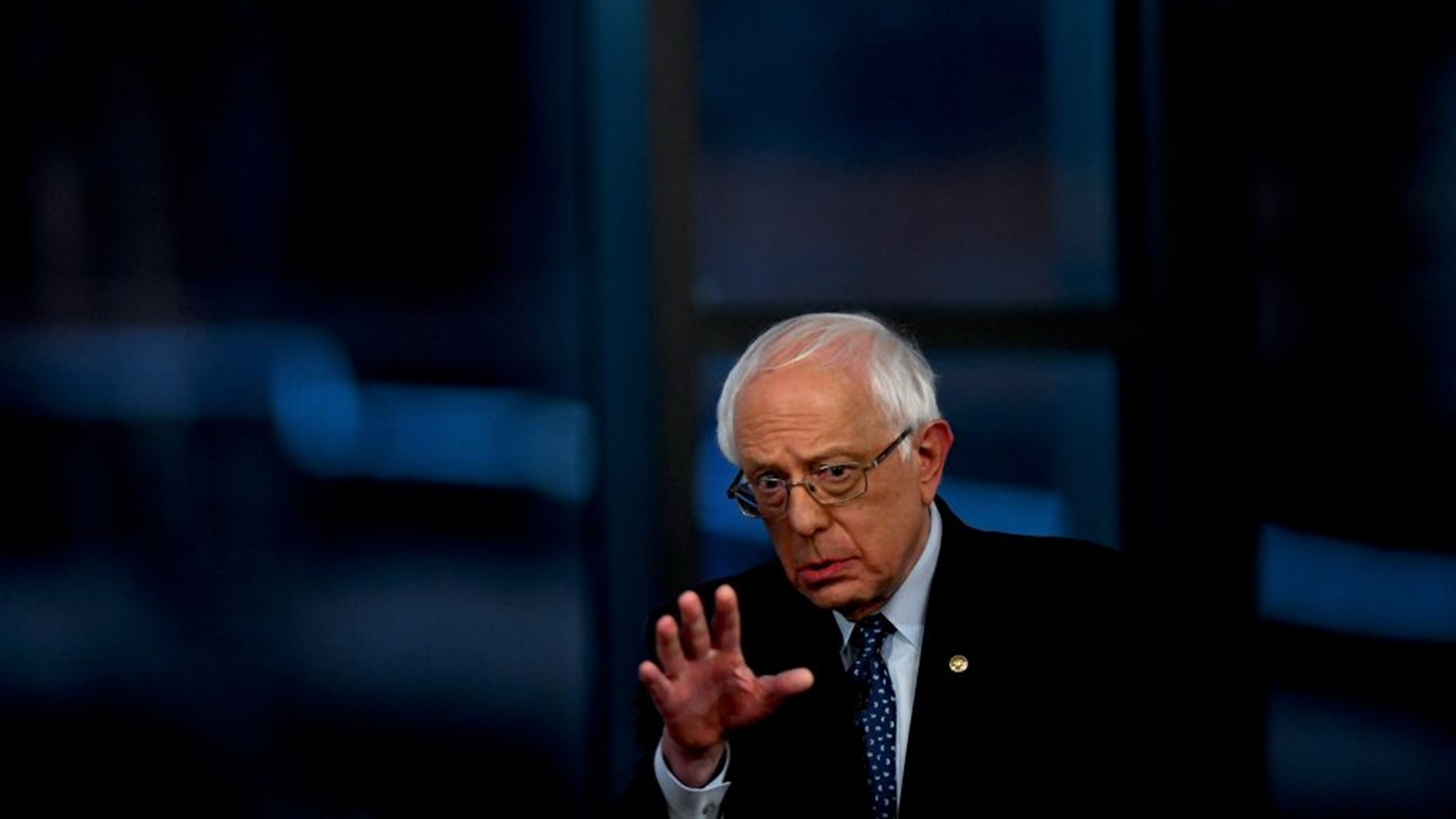 New Report: Bernie Sanders Has the Democratic Establishment Shook