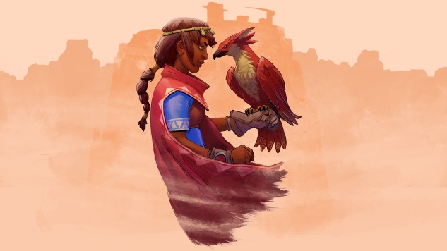 <i>Falcon Age</i> Disrupts Sci-fi Tropes in Its Critique of Colonialism and Capitalism