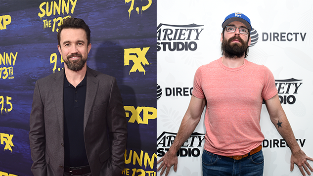 Watch Rob McElhenney, Martin Starr Get Killed in <i>Game of Thrones</i> Season Premiere Cameo