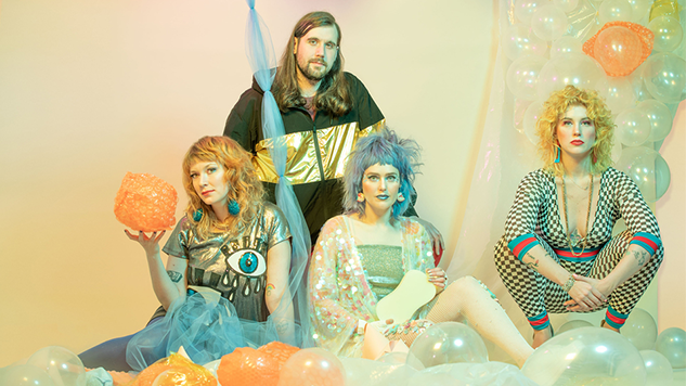 """Tacocat's Video for """"The Joke of Life"""" Will Make You Want to Be Their Best Friend"""