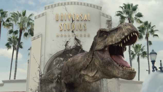 Universal Studios Hollywood Releases a New Teaser for Jurassic World: The Ride