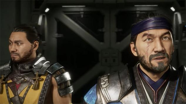 The <i>Mortal Kombat 11</i> Launch Trailer Sounds Familiar