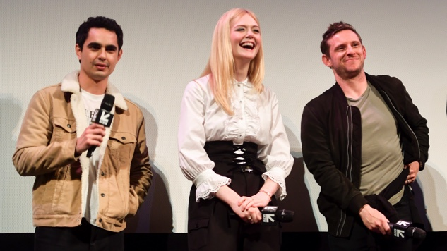 The Paste Podcast Episode 5: Elle Fanning, Max Minghella & Jamie Bell of Teen Spirit