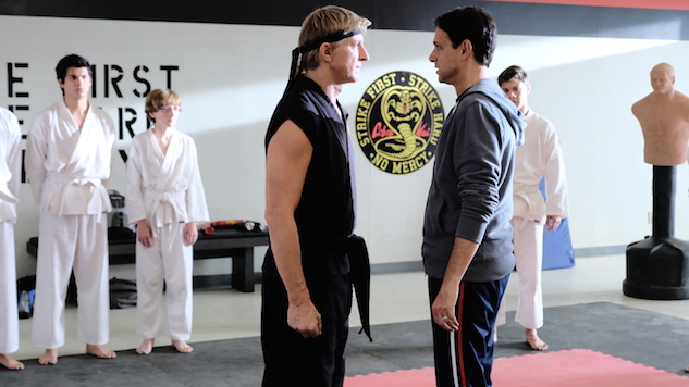 Cobra Kai Trailer Song (Airbourne - Back In The Game ...