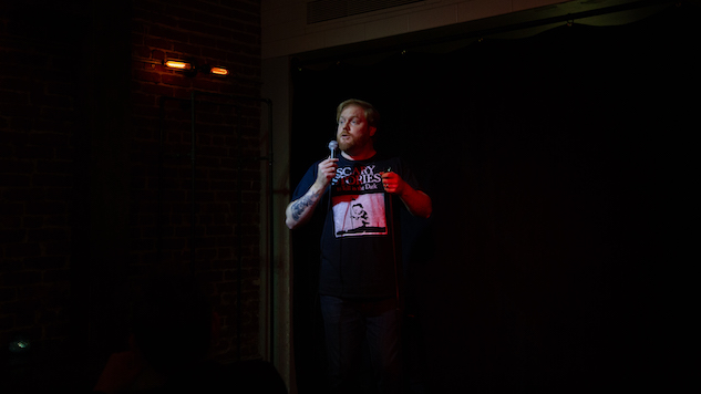 Everything You Need To Know About Starting At Open Mics--Except How To Be Funny