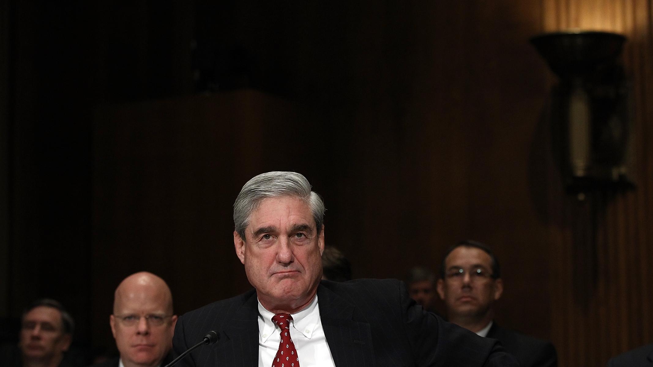 The Worst Tweets of Mueller Report Week