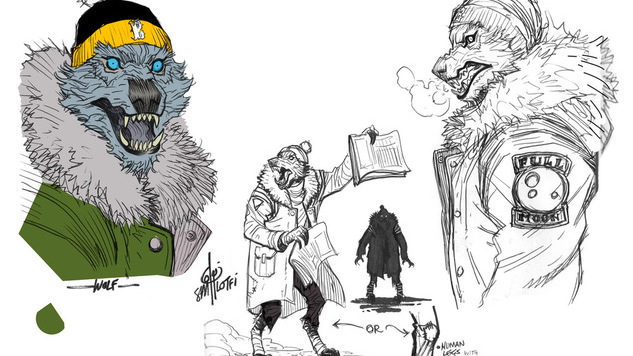 The <i>Last Stop on the Red Line</i> Creators Break Down Their Bostonian Monsters