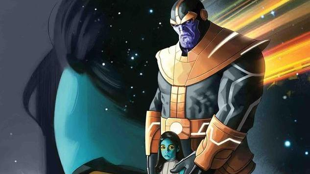 <i>Thanos</i>, <i>Ascender</i>, <i>Star Wars: Galaxy's Edge</i> & More in Required Reading: Comics for 4/24/2019