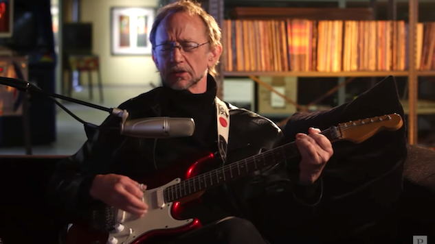 Watch Peter Tork Perform Monkees Hits, Solo Cuts on This Day in 2011