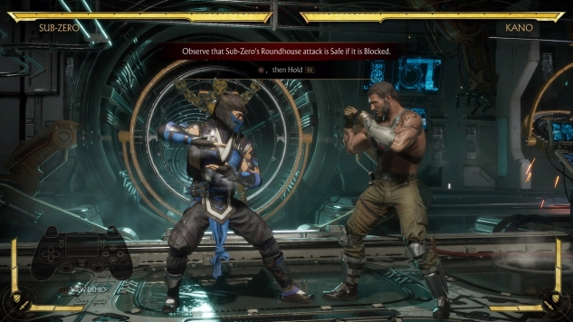 Mortal Kombat 11 Has the Best Fighting Game Tutorial Ever ...