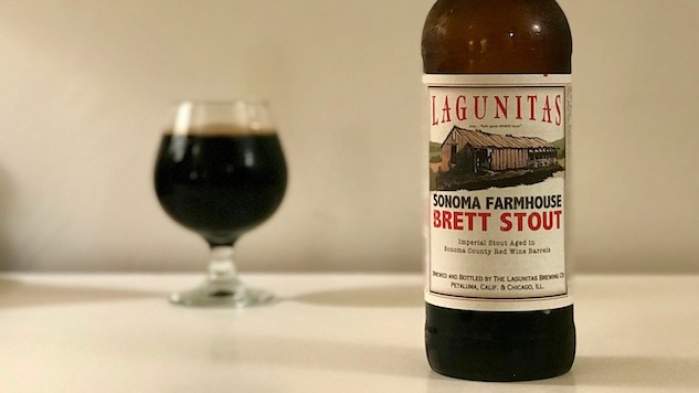 Getting Weird with Sour Stouts