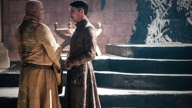 "Our Favorite Scenes in <i>Game of Thrones</i>: Littlefinger Explains Why ""Chaos Is a Ladder,"" ""The Climb"""