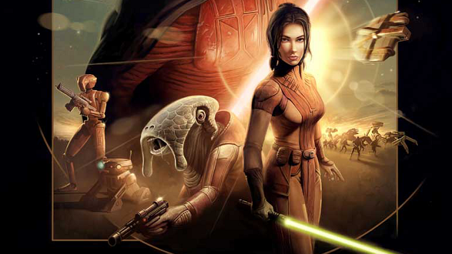 Boss Fight Books' <i>Knights of the Old Republic</i> Studies a Studio on the Verge of a Golden Age