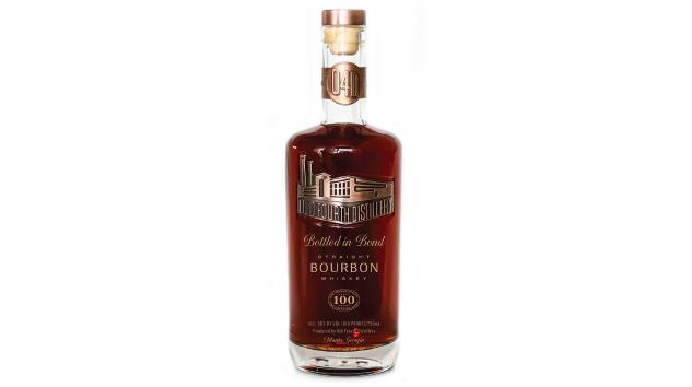 Old Fourth Distillery Bottled in Bond Bourbon Review