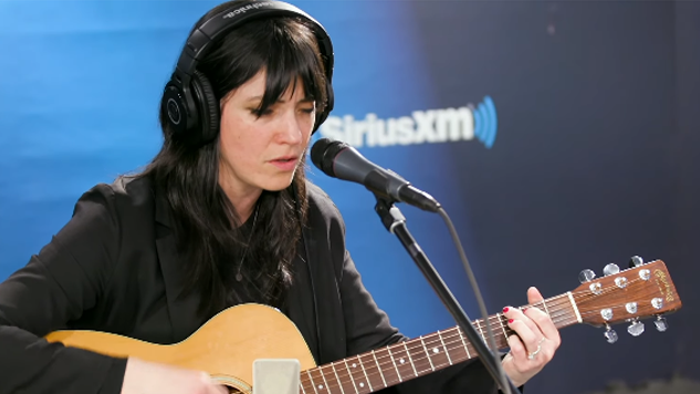 "Watch Sharon Van Etten's Gut-Wrenching Cover of Sinéad O'Connor's ""Black Boys on Mopeds"""
