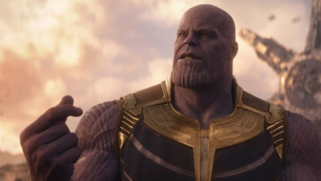 Thanos Hosting <i>SNL</i> Is All You Need Before <i>Endgame</i>