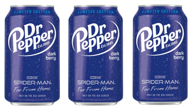 "Dr. Pepper's New ""Mystery Flavor"" Is the Annoyingly Vague ""Dark Berry"""