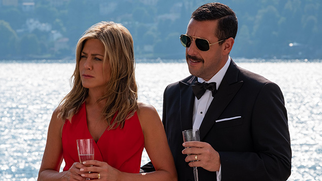 Adam Sandler and Jennifer Aniston Are Dangerously in Love in Netflix&#8217;s <i>Murder Mystery</i> Trailer