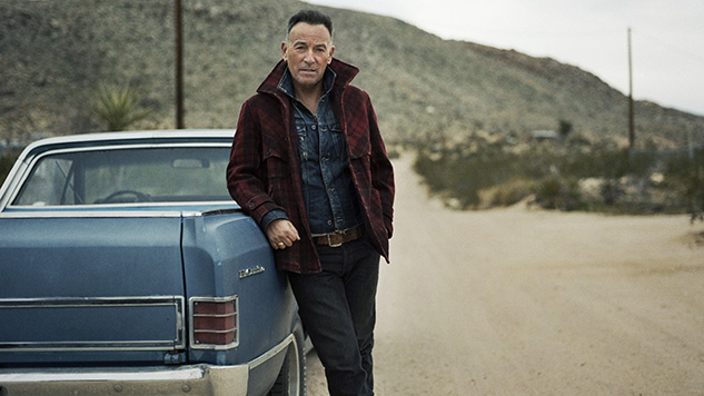 "Bruce Springsteen Strides Onward with New Track ""Hello Sunshine"""