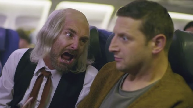 Will Forte Ruins a Perfectly Good Flight on <i>I Think You Should Leave With Tim Robinson</i>