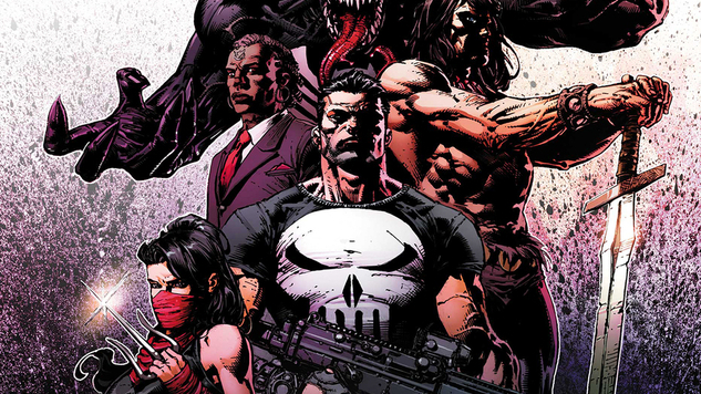 <i>Savage Avengers</i>, <i>Batman/TMNT III</i>, <i>DC's Year of the Villain</i> & More in Required Reading: Comics for 5/1/2019