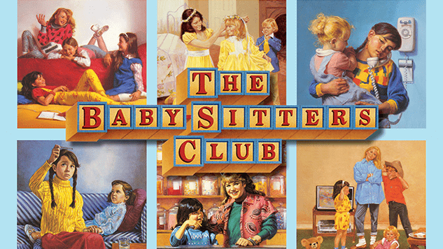 Audible Is Releasing 131 <i>Baby-Sitters Club</i> Audiobooks on the Same Day