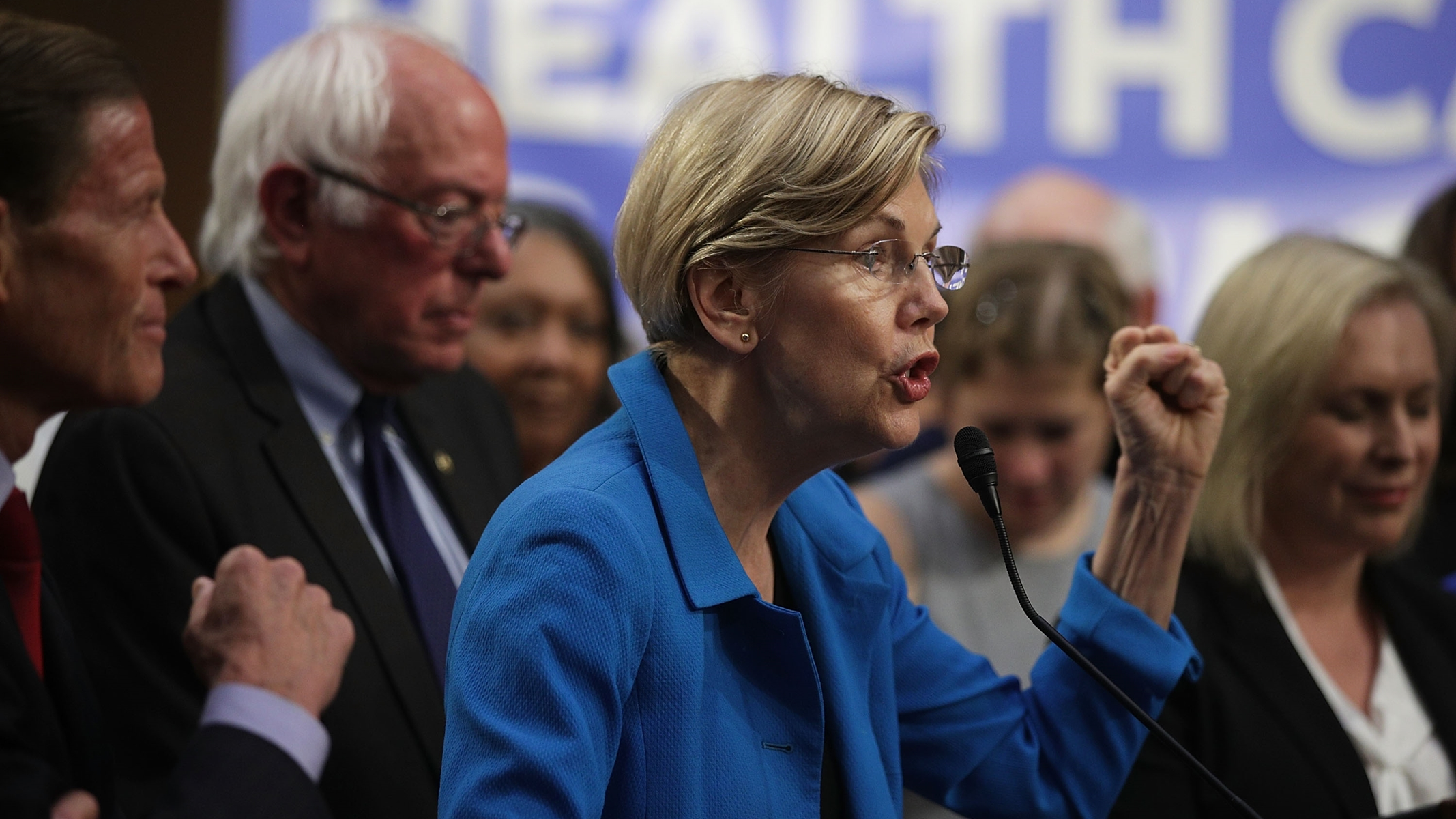 New Report: Wall Street Dems Are Utterly Petrified of Bernie and Warren