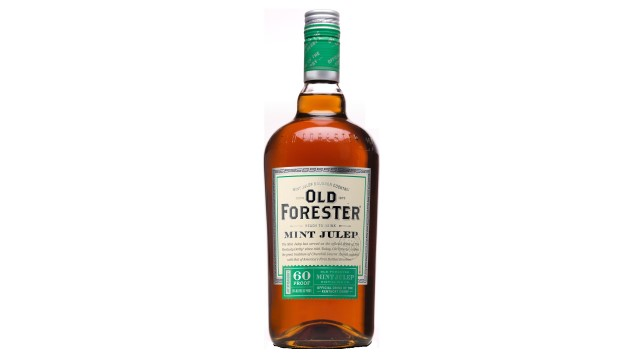 Old Forester Mint Julep Review