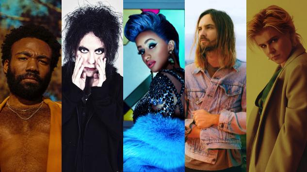 Austin City Limits 2019 Lineup Announced: Childish Gambino, The Cure, Cardi B, Tame Impala, Robyn to Headline