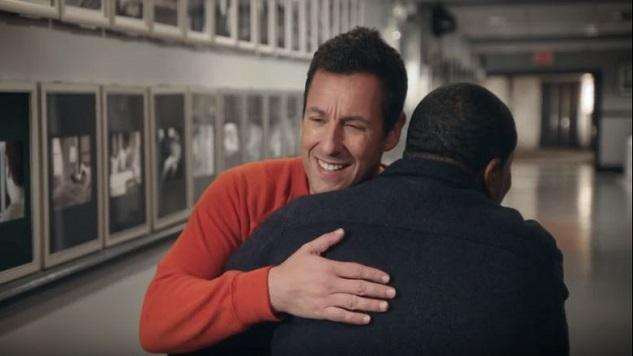 Adam Sandler Gets Welcomed Back to SNL By a Dead-eyed Kenan