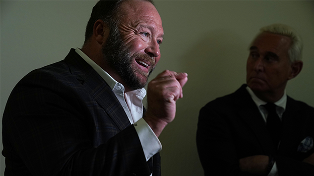 Take Note, Twitter: Facebook Bans Far-Right Figures Alex Jones, Laura Loomer, Others