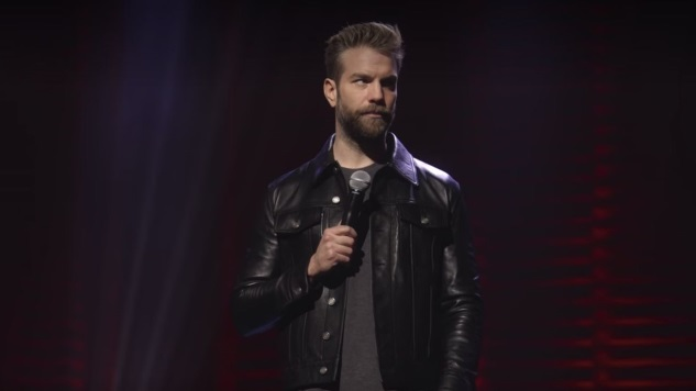 Anthony Jeselnik Moves From Active to Passive Contempt in <i>Fire in the Maternity Ward</i>