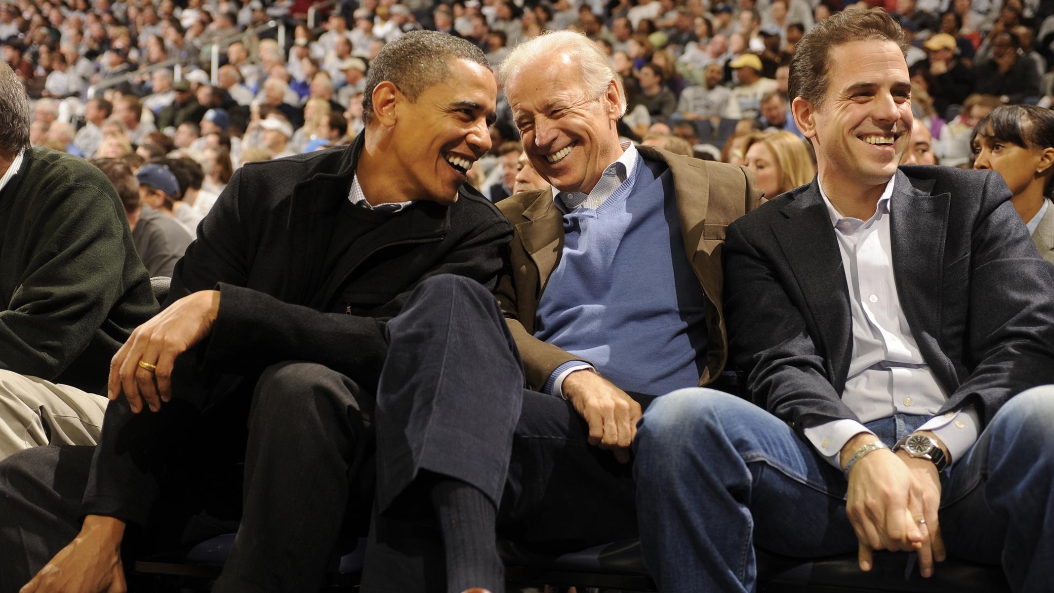 Making Sense of this Ukrainian Mess With Joe Biden, His Son, the <i>NYT</i> and Rudy Giuliani