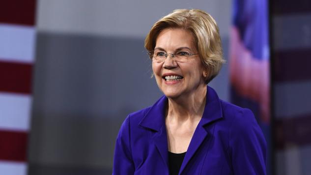 Elizabeth Warren's Campaign Is Picking up Steam, New Polls Show