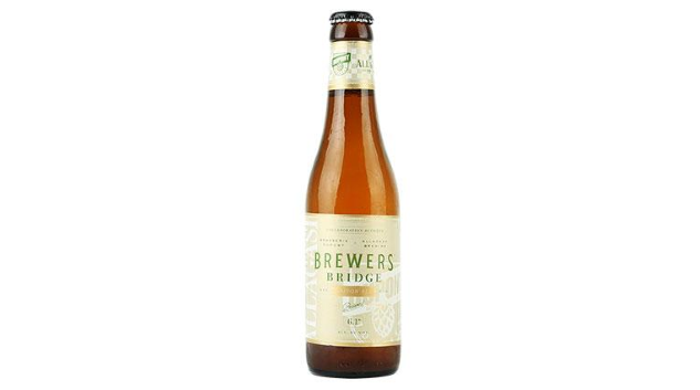 Allagash/Brasserie Dupont Brewers' Bridge Saison Review