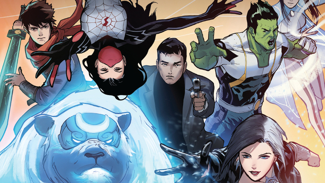 <i>New Agents of Atlas</i>, <i>Excellence</i>, <i>The Flash: Year One</i> & More in Required Reading: Comics for 5/8/2019