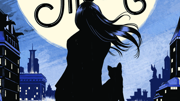 <i>Under the Moon: A Catwoman Tale</i> Artist Isaac Goodhart Brings Teen Selina Kyle to Life for DC Ink