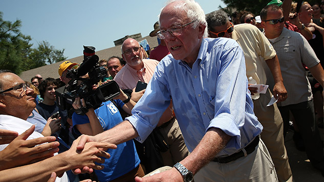 Bernie Sanders Is Planting the Seeds for Rural America to Thrive