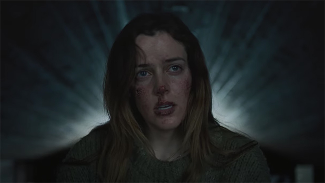 <i>The Lodge</i> Trailer Is a Blizzard of Dread