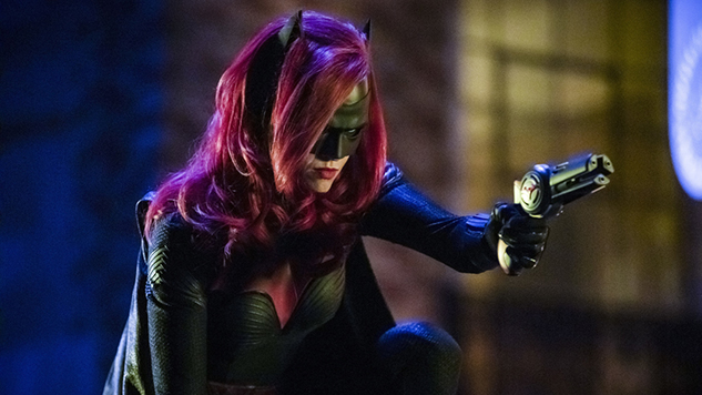 The CW Reveals First Teaser for Ruby Rose's <i>Batwoman</i>
