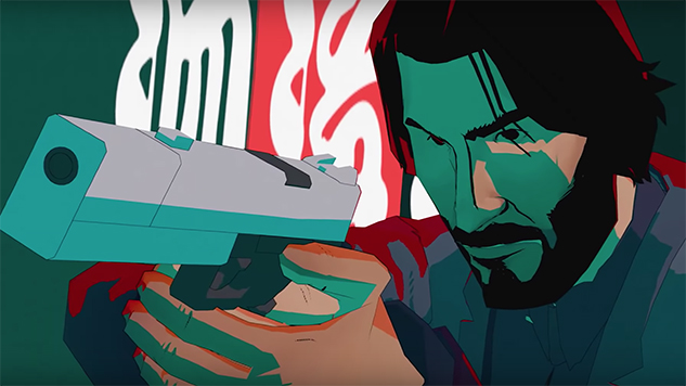 <i>John Wick Hex</i> Takes Aim in Its First Trailer