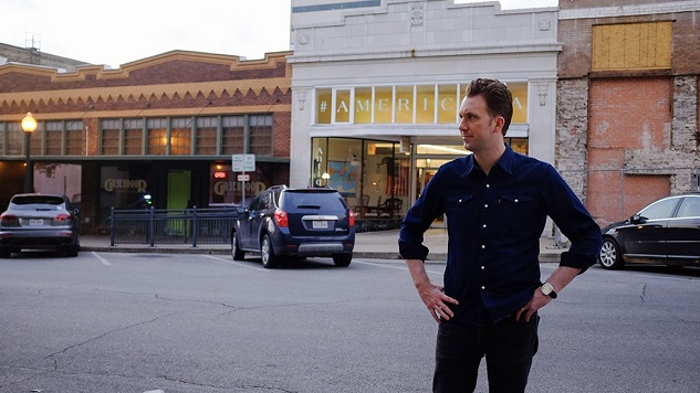 Jordan Klepper Talks about Weaponizing His Privilege on His New Comedy Central Show
