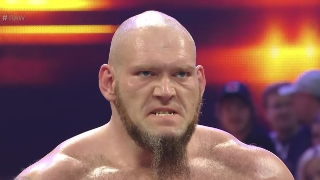 Updated: WWE Wrestler Lars Sullivan Acknowledges History of Racist, Misogynistic and Homophobic Online Comments