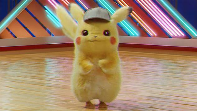 "Ryan Reynolds Shares <i>Pokémon: Detective Pikachu</i> ""Leak"""