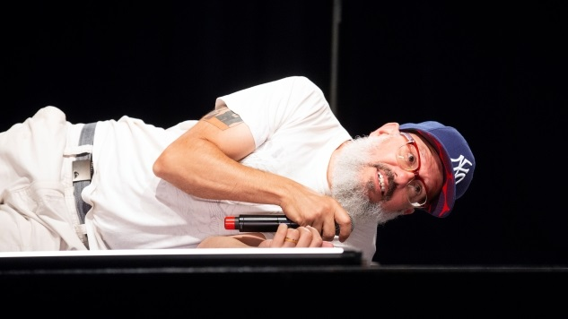 David Cross Comes to Grips with Trump and Fatherhood in <i>Oh Come On</i>