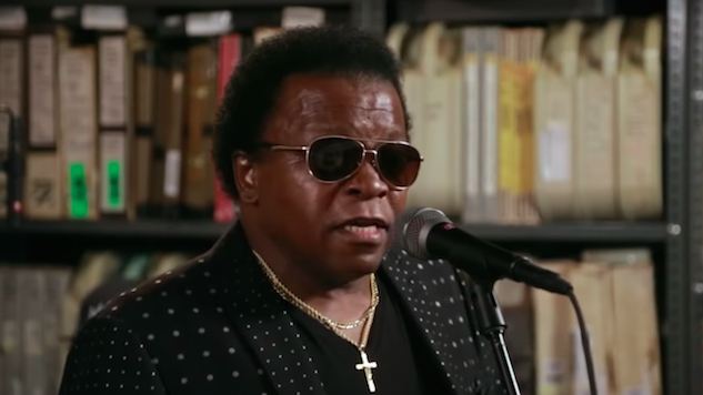 Watch Lee Fields Perform Songs From <i>It Rains Love</i> in the <i>Paste</i> Studio